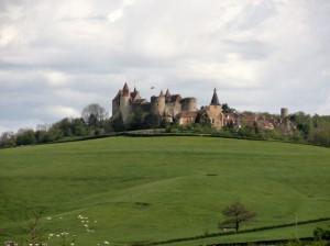 kasteel vanaf kanaal