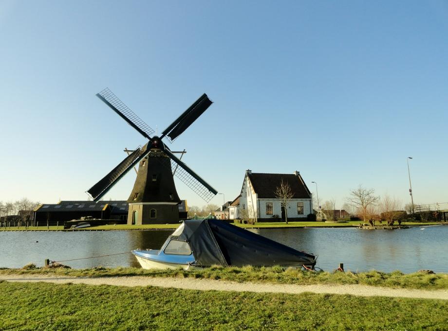Schipluiden, molen