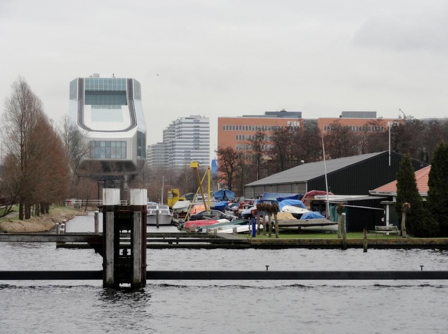 ING-hoofdkantoor Amsterdam