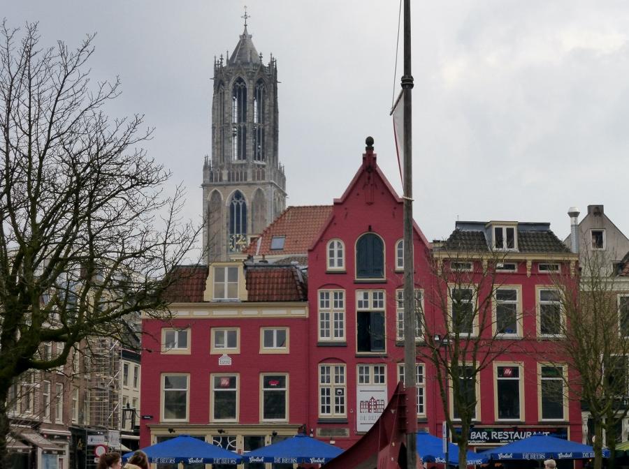 Utrecht, de Dom