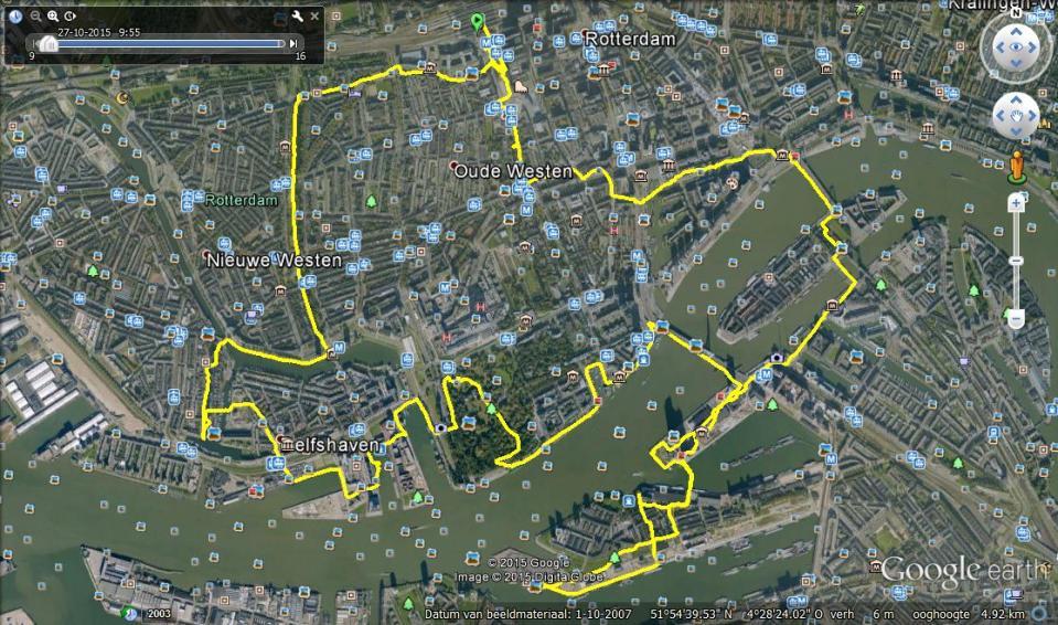 151027 GE Wa Rotterdam 19.7 km